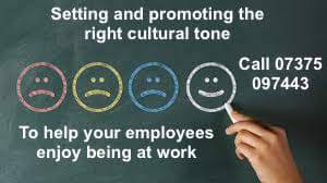 How to improve the culture at work